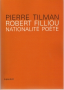 ROBERT FILLIOU NATIONALITE POETE